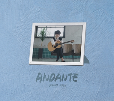 "New Sungha Jung album ""Andante"" out now"